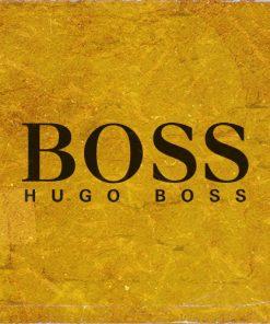Zapatos de marca Hugo Boss